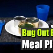 The Bug Out Bag Meal Plan