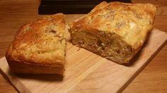 Cake (très) Andouille et Camembert