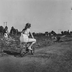 Wiktor Pental :: Nowa Huta, Krakow, Poland, 1956 / more [+] by this photographer