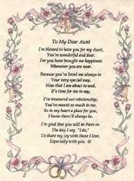 Image Result For Special Aunt Quotes Wedding Day Quotes Wedding Poems Wedding Handkerchief