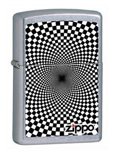 Spiral Squares Zippo Shop - vendita online accendini Zippo, borse, occhiali, orologi, penne e accessori