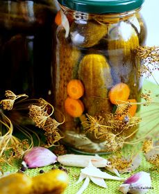 Preserves, Pickles, Cucumber, Veggies, Table Decorations, Painting, Food, Recipes, Preserve