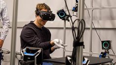 Mark Zuckerberg is Spider-Man thanks to new ultra-cool VR gloves Read more Technology News Here --> http://digitaltechnologynews.com  When you're Mark Zuckerberg you have the privilege of checking out what tomorrow's virtual and augmented reality are going to look like: All it takes is a visit to the Oculus Research lab in Redmond Washington.   Luckily for us the co-founder and CEO of Facebook (which owns Oculus) shared a small piece of his experience on Facebook  and revealed some really…