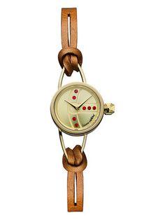 Gilt 推出 Vivienne Westwood 的 Women's Chancery Watch