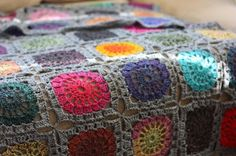 Beautiful Drops blanket. Pattern here http://www.garnstudio.com/lang/us/pattern.php?id=4714=us