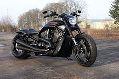 Thunderbike Nightrod Special | customized Harley-Davidson VRSCX Nightrod...  ...Special
