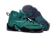 http://www.jordan2u.com/nike-kids-basketball-sneakers-lebron-13-green-black.html NIKE KIDS BASKETBALL SNEAKERS LEBRON 13 GREEN BLACK Only $79.00 , Free Shipping!