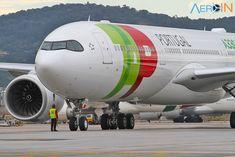 Avião Airbus A330-900neo TAP