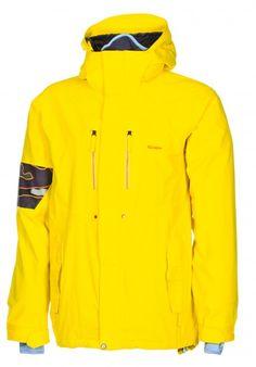 Service 4 Way Stretch Jacket (Volcom Snow 12/13)