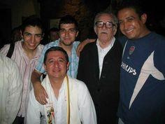 Jhonivan Saenz, Erick Joao, Gabo, Luis López y Francisco Vázquez, músicos locales de Nuevo León, México