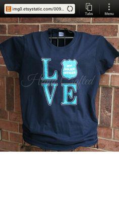 Love my police officer :)