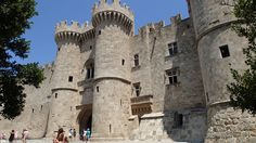 Travel around the island and visit the most interesting places, beaches, archaeological sites, monasteries, churc. Rhodes Island Greece, Greece Islands, Weather Stones, Island Tour, Travel Tours, Travel Guide, Desert Island, Rhode Island, Travel Around