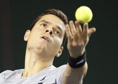 Milos Raonic's hopes of qualifying for the ATP finals are still alive after his victory over Jack Sock at the Paris Masters. Description from o.canada.com. I searched for this on bing.com/images