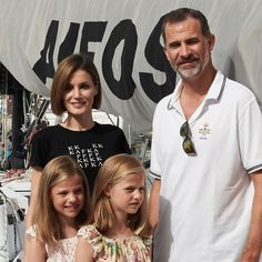 These Pictures of the Spanish Royal Family Are Nautical Perfection