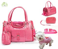 Fashion Small Pet Carrier Dog Bag For Small Animals Cat Traveling Handbags Slings travel Carry Bag Pink ** You can find out more details at the link of the image. Travel Bags Carry On, Dog Travel, Carry On Bag, Small Pet Carrier, Dog Carrier, Dog Bag, Dog Store, Pet Carriers, Balenciaga City Bag