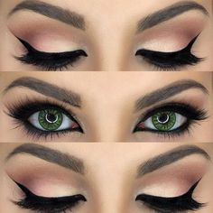 Prom Makeup Ideas to Have All Eyes on You ★ See more: http://glaminati.com/prom-makeup-ideas/