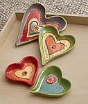 Heart Dishes