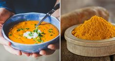 This Turmeric-Carrot-Black Pepper Soup Fights Inflammation, Alzheimer's Disease and Cancer