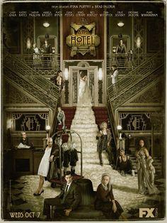 Actus Séries TV du 24 septembre 2015 - American Horror Story : Hotel