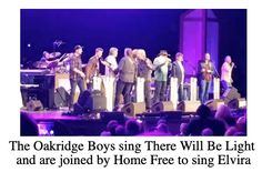 Tri Cities On A Dime: THIS EVENING'S MUSIC - The Oakridge Boys sing Ther...