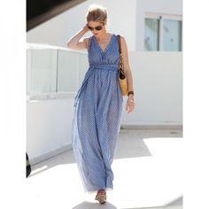 Robe n°125 de Burda Style Avril 2013