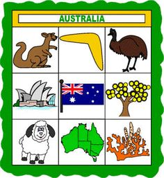 all about australia paper craft quilt