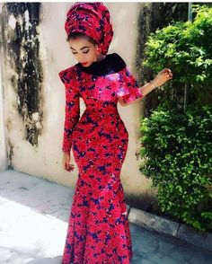 kitenge designs Hausa Belles Love for Ankara is Epic - See Their Gorgeous Ankara Styles - Wedding Digest Naija Best African Dresses, African Fashion Ankara, Latest African Fashion Dresses, African Print Dresses, African Print Fashion, Africa Fashion, African Attire, African Clothes, African Lace