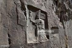 Yazilikaya (Turkish; inscribed rock) was a sanctuary of Hattusa,... #corum: Yazilikaya (Turkish; inscribed rock) was a sanctuary of… #corum