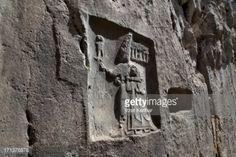 Yazilikaya (Turkish; inscribed rock) was a sanctuary of Hattusa,... #corum: Yazilikaya (Turkish; inscribed rock) was a sanctuary of… #corum