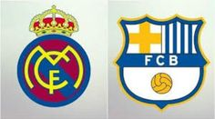 if real and barca chenge the colour of their logos i think nicer than before hhhhhhh
