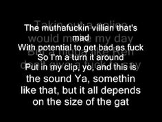 N.W.A. fuck the police with lyrics - YouTube