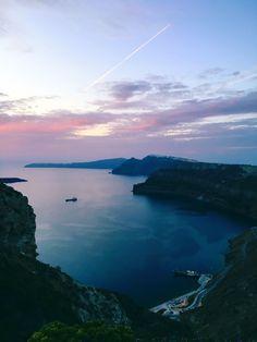 Santorini, men, fashion, sunset, Intimissimi, travel, blogger, sea, sun, island, Greece, IntimissimilovesSantorini, event, blue, summer, view, stylentonic, fashion blog, travelling, pink