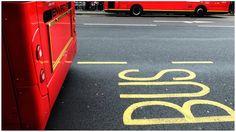 Bus. London.