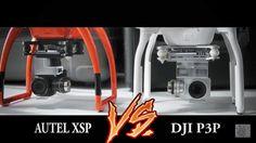 Autel Robotics X-Star Premium vs DJI Phantom 3 Professional Find your Autel Robotics X Star Drone at http://ebay.to/2cnBg4F #Autel #AutelRobotics #AutelRoboticsXStar #AutelRoboticsReview #Drone