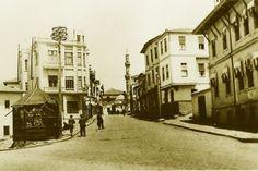 Hacıbayram Mahallesi -Ulus (1926-1927) Eski Ankara Fotoğrafları 1