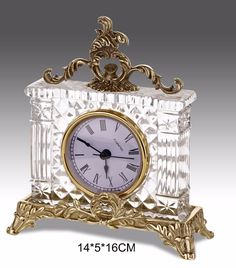 Cheap Italiano Estilo Inicio Decorativo Reloj de Mesa, clásico Reloj de…