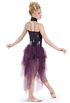 Weissman™ | Sequin Asymmetrical Pick-Up Skirt