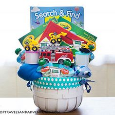Boys easter basket ideas easter baskets easter and basket ideas negle Image collections