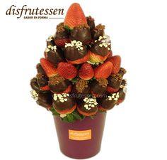 paris - Disfrutessen - Ramos de fruta y chocolate