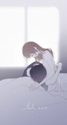 Anime Couples Cuddling, Romantic Anime Couples, Anime Couples Sleeping, Cute Couple Art, Anime Love Couple, 5 Anime, Anime Kiss, Anime Couples Drawings, Anime Couples Manga