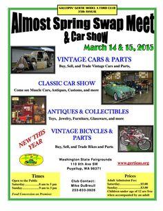 Best Car Show Flyers Images On Pinterest Car Show Flyers And - Blank car show flyer