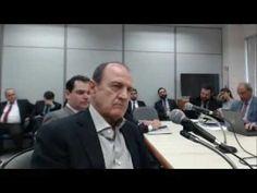 Audiência de Agenor Franklin Magalhães Medeiros ao Juiz Sergio Moro na L...