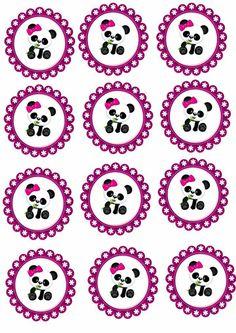 Lori R's media content and analytics Panda Themed Party, Panda Birthday Party, Panda Party, Panda Love, Cute Panda, Panda Baby Showers, Panda Decorations, Panda Cakes, Birthday