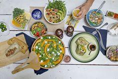 シンガポール発のサラダ専門店SaladStop!が日本初上陸