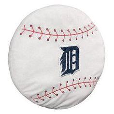 Detroit Tigers MLB 3D Sports Pillow