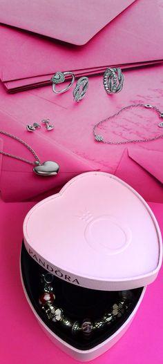 French Valentine Heart Box 2014