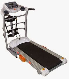 BG homeshoping Magelang: Treadmill Electric TL-170 2HP+MASS