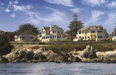 Seven Gables Inn, Pacific Grove, California