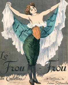 Le Frou Frou Cover