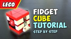 How to Build a LEGO Fidget Cube DIYTap the link to check out great fidgets and sensory toys.  Check back often for sales and new items. Happy Hands make Happy People!!